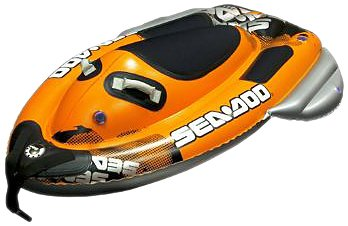 Sea-Doo Aquablast 1-Person Towable