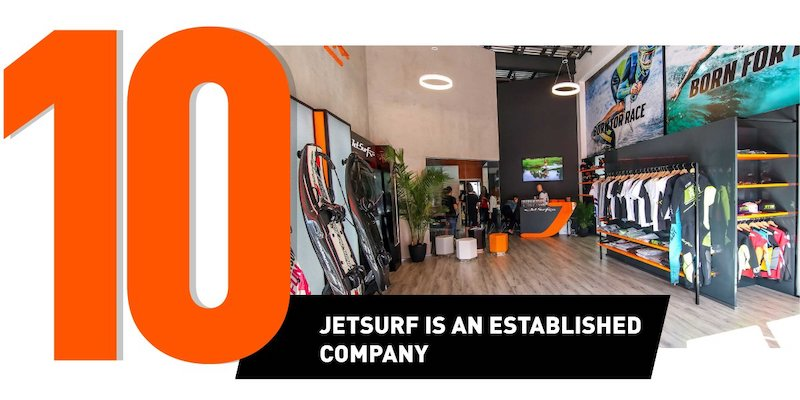 TOP 10 REASONS YOU SHOULD BUY A JETSURF