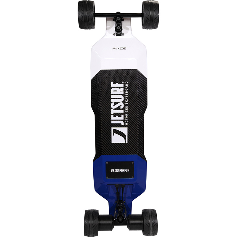 Jetsurf Skateboards Race